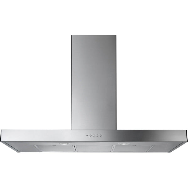 Rangemaster UNBHDS110SS/ Flat 110cm Chimney Hood Stainless Steel-Appliance People