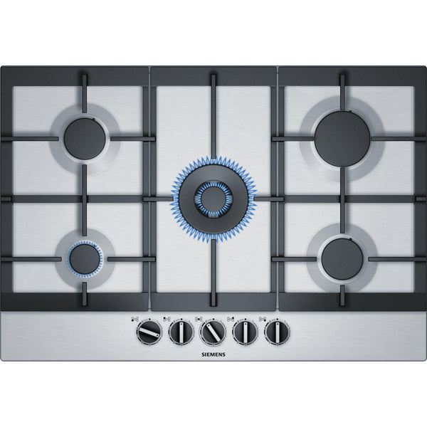 Siemens EC7A5RB90 Gas Hob Stainless Steel-Appliance People