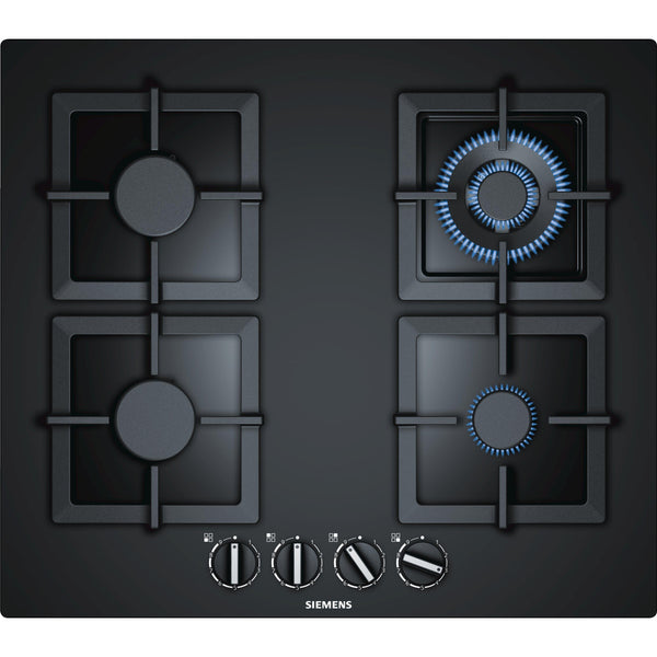 Siemens EP6A6HB20 Gas Hob Black-Appliance People