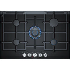 Siemens ER7A6RD70 Gas Hob Black-Appliance People