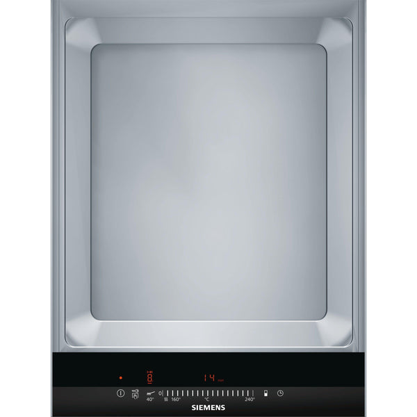 Siemens ET475FYB1E Tepan Yaki Domino Hob Black-Appliance People
