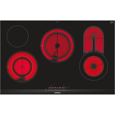 Siemens ET875FCP1D Ceramic Hob Black-Appliance People