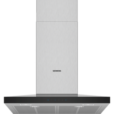 Siemens iQ300 Slim LC67QFM50B pyramid Chimney hood Stainless Steel 60cm-Appliance People