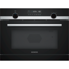 Siemens iQ500 CP565AGS0B Built in Microwave Black-Appliance People
