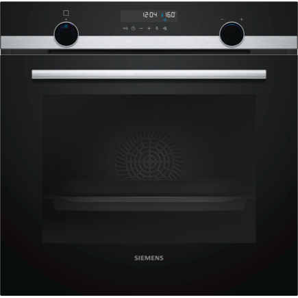 Siemens iQ500 HB578A0S0B Built-in Single Oven Black * * Limited Offer * *-Appliance People