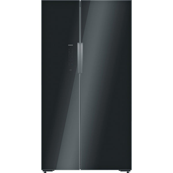 Siemens KA92NLB35G American Fridge Freezer Stainless Steel-Appliance People