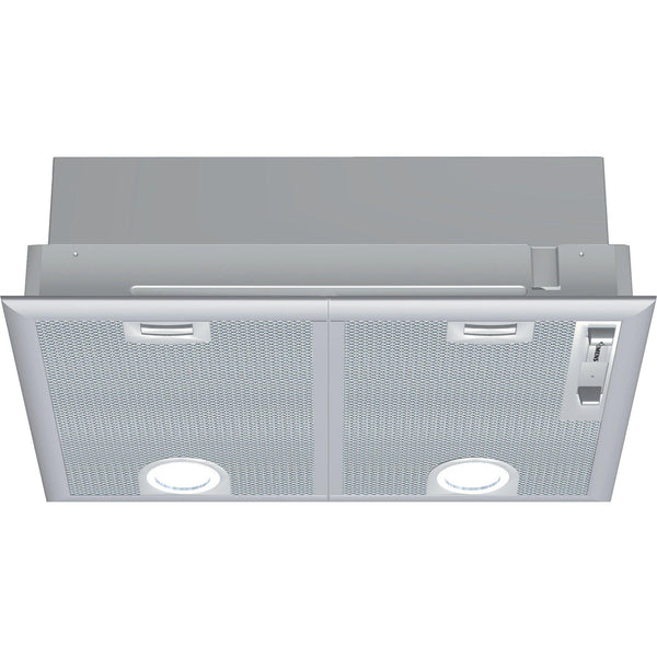 Siemens LB55564GB 55cm Canopy Hood Silver metallic-Appliance People