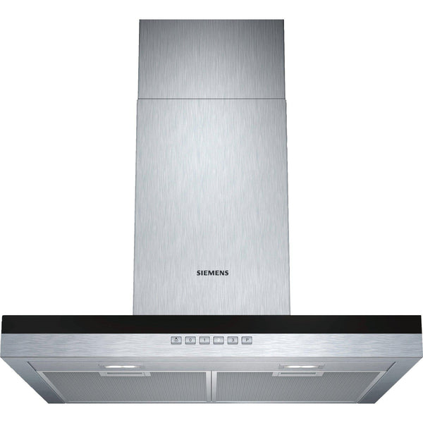 Siemens LC67BE532B 60cm Chimney Hood Stainless Steel-Appliance People