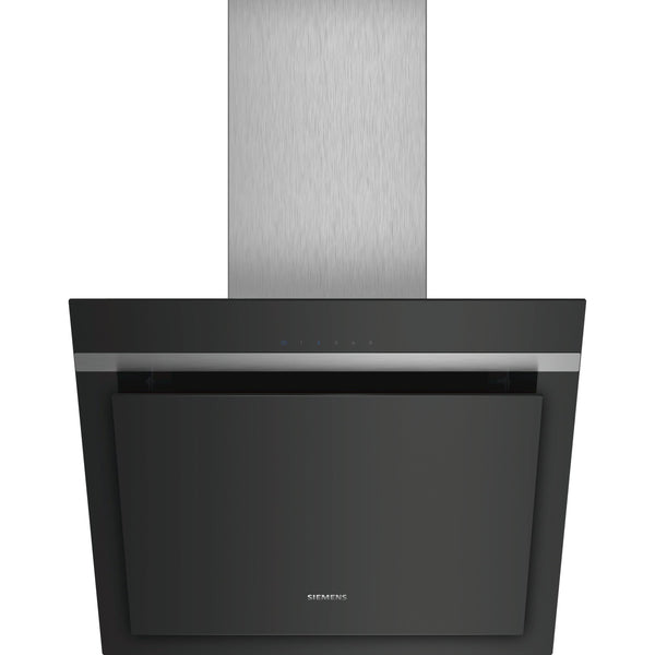 Siemens LC67KHM60B 60cm Chimney Hood Black-Appliance People