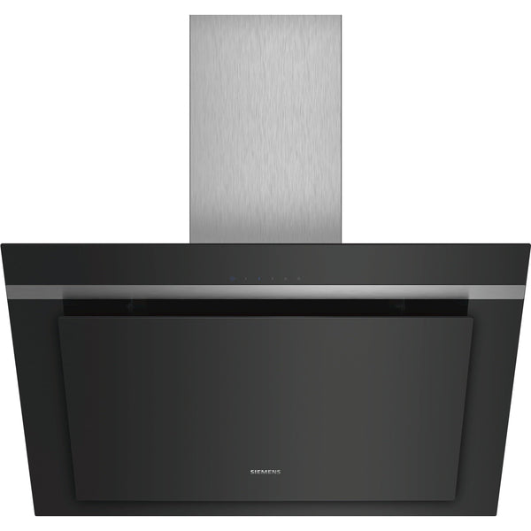 Siemens LC87KHM60B 80cm Chimney Hood Black-Appliance People