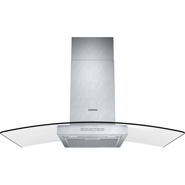 Siemens LC97GB532B 90cm Chimney Hood Stainless Steel-Appliance People