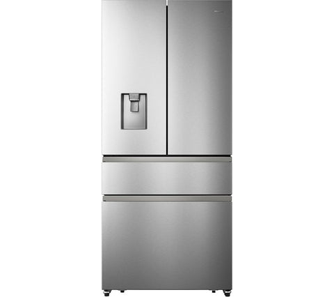 HISENSE PureFlat RF540N4WI1 Fridge Freezer - Stainless steel  * * 1 ONLY LEFT AT THIS PRICE * *