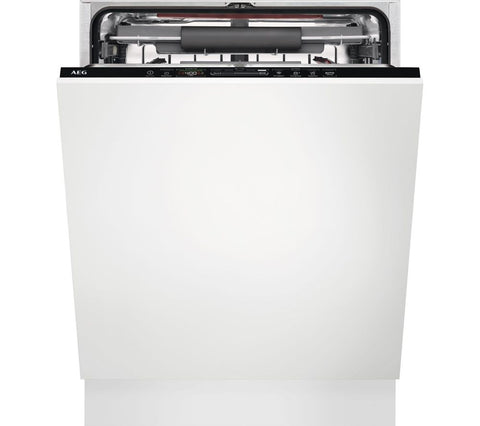 AEG ComfortLift FSS62807P Full-size Fully Integrated Dishwasher * * 4 ONLY AT THIS PRICE * *