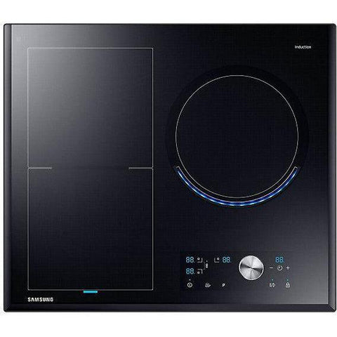Samsung NZ63J9770EK/EU 60cm Induction Hob with Virtual Flame Technology™-Appliance People