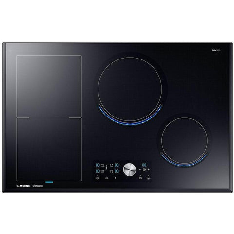 Samsung NZ9000 Chef Collection Induction Hob with Virtual Flame Technology™-Appliance People