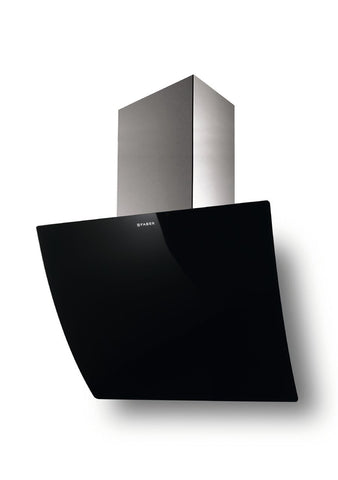 Faber Versus Black A80 Chimney Hood  * * 2 ONLY TO CLEAR AT THIS PRICE * *