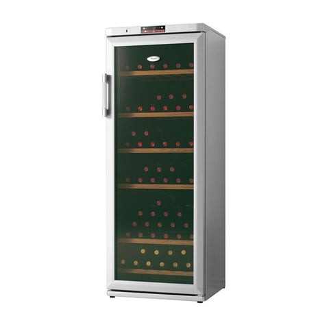 Whirlpool WW1600 Wine Cabinet Silver * * Limited clearance offer * *-Appliance People