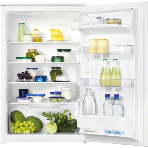 Zanussi ZBA15021SV Integrated refrigerator-Appliance People