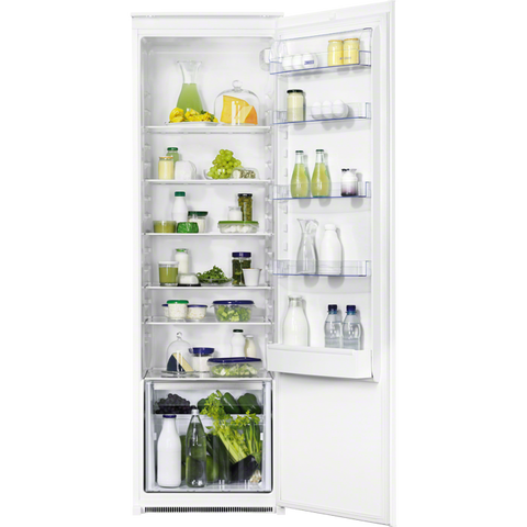 Zanussi ZBA32050SV Integrated refrigerator-Appliance People