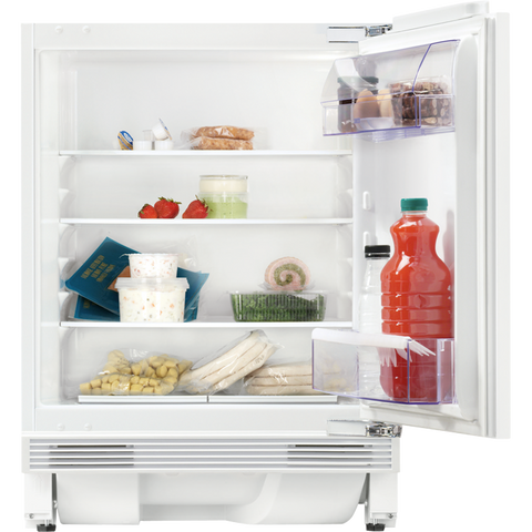 Zanussi ZQA14031DV Built- under Integrated larder fridge-Appliance People