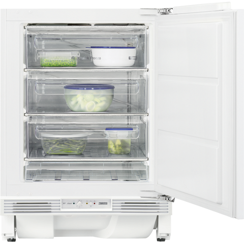 Zanussi ZQF11431DV Integrated freezer-Appliance People