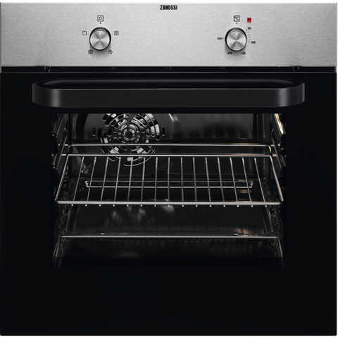 Zanussi ZZB30401XK Electric Oven stainless steel-Appliance People