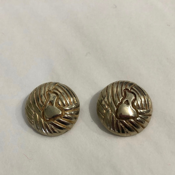 Block Island Brass Metal Buttons