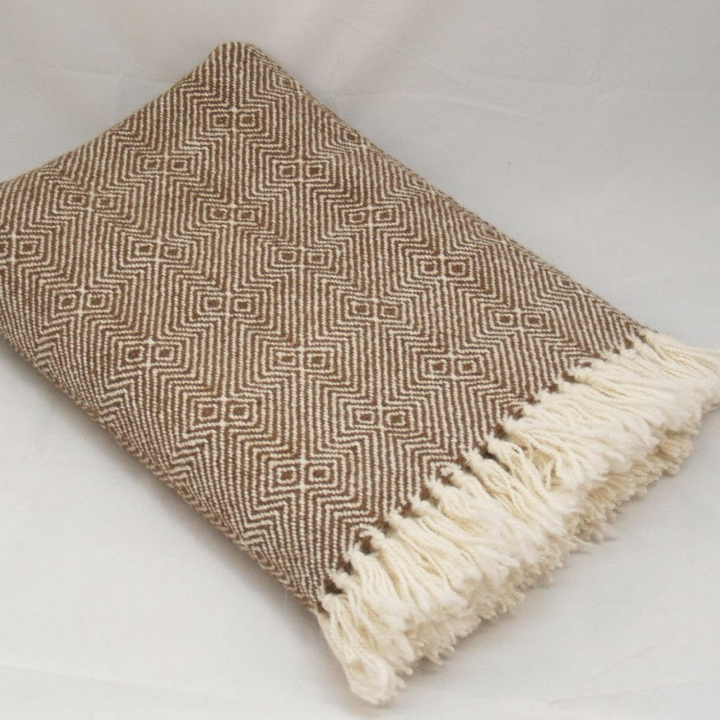 Block Island Made Throw - Adrian Block Design