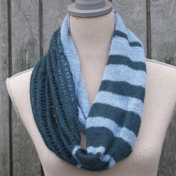 Amy Dodge Lane Infinity Scarf Knitting Kit