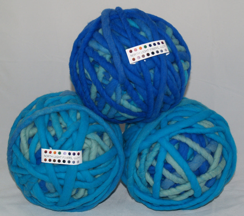 Ball-O-Yarn: Blues