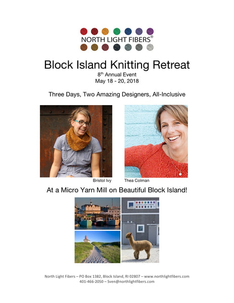 May 18-20, 2018 Block Island Retreat Wait List