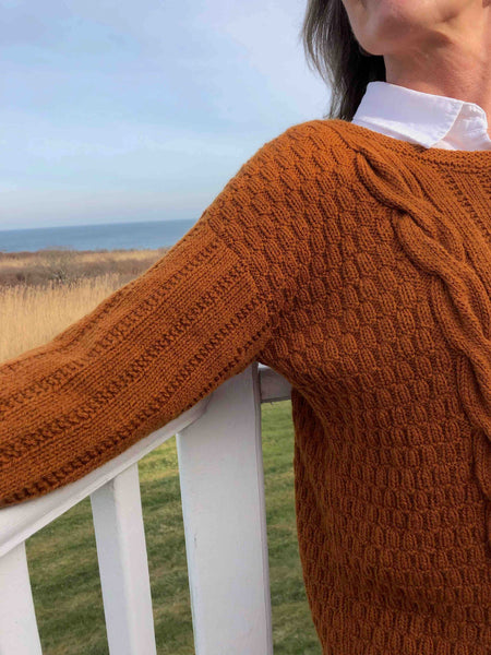 Meadow Path Pullover