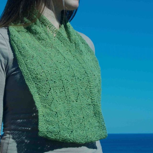 Rolling Dunes Ready To Wear Lace Infinity Scarf