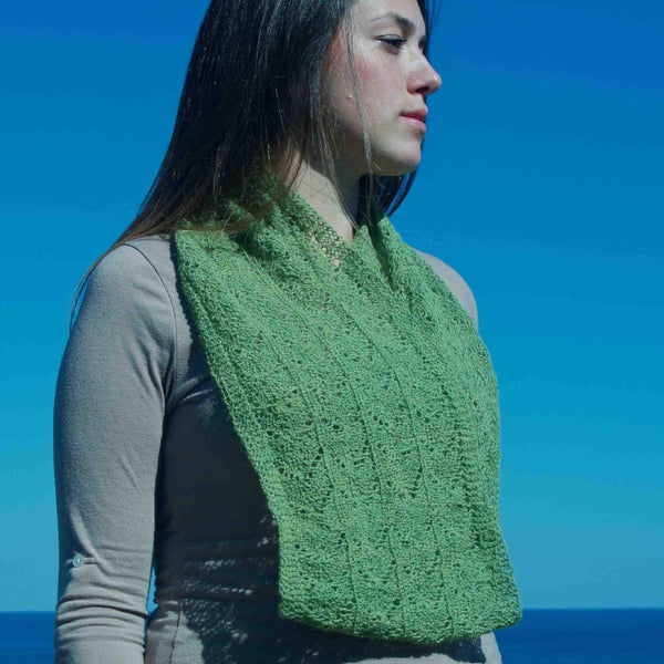 Rolling Dunes Ready To Wear Lace Infnity Scarf
