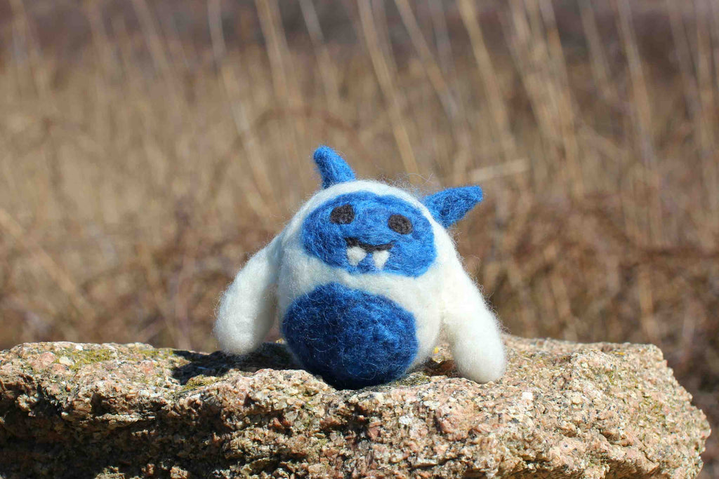 Yeti Needle Felting Kit