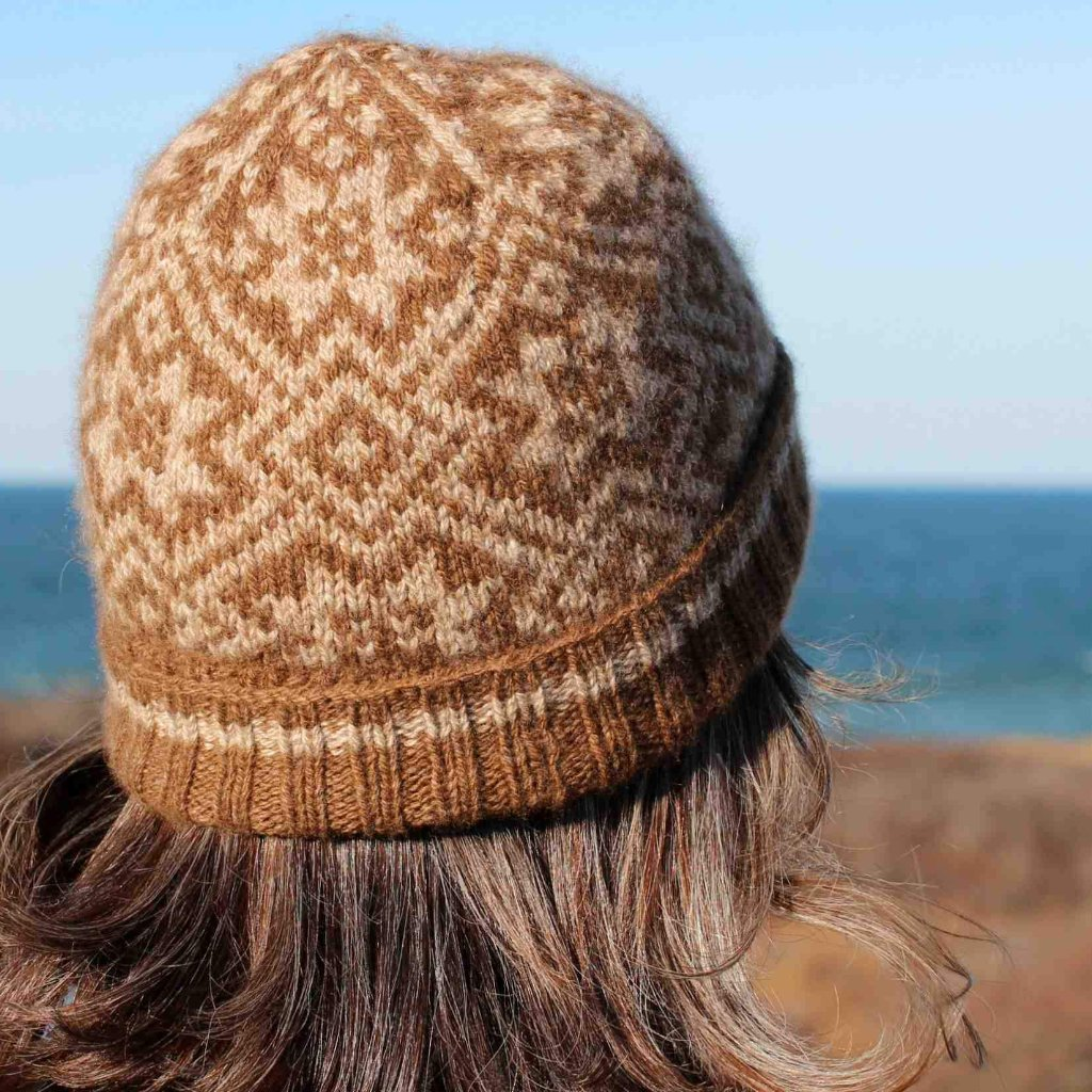 Norwegian Star Hat - Scandinavian Collection - Designed by Deborah Newton