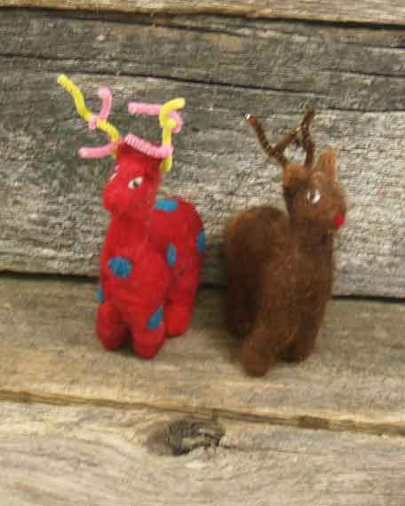 ReinPaca Needle Felting Kit