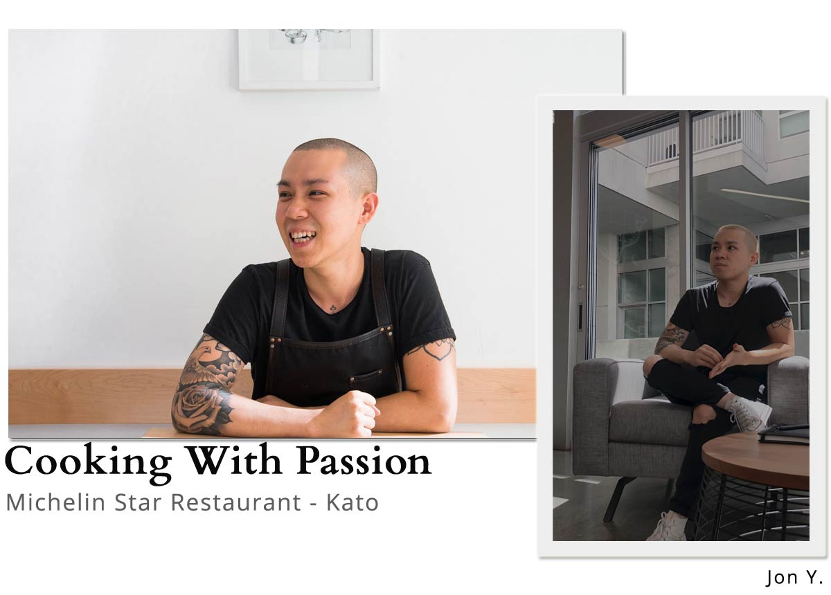 User Success Spotlight - Cooking With Passion - Michelin Star Chef Jon Yao