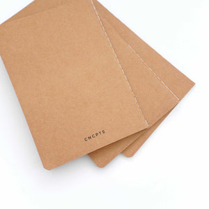 CNCPTS Journal Collection (Set of 3)