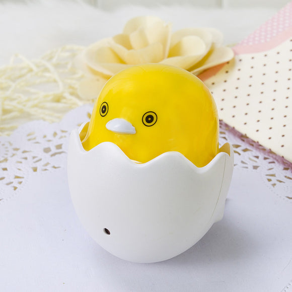 Nightlight Mini Yellow Duck Children's Bedroom Creative