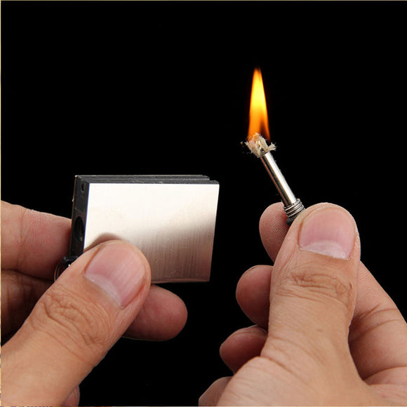 Extremely effective Metal Match, Oil Lighter ,Fire Starter works in severe conditions prefect for outdoor activities
