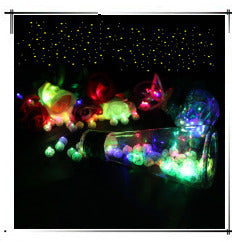 Color Round Mini Led 100Pcs/lot RGB Flash Ball Lamp Lantern Balloon Lights Indoor/Outdoor