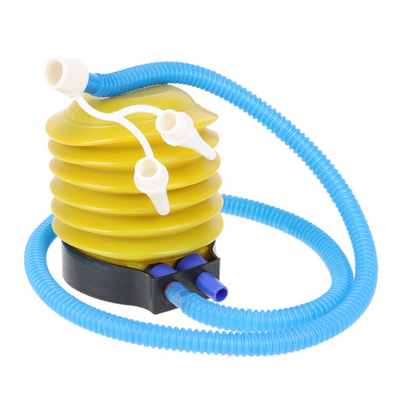 Portable Foot Air Pump Inflate Equipment Party Wedding Festival Balloon Inflator Swimming toys Air Pump