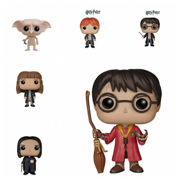 Severus Dumbledore Dobby and more Action Figures
