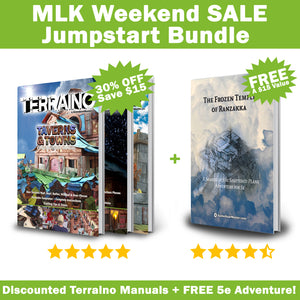 MLK Save $30 Bundle
