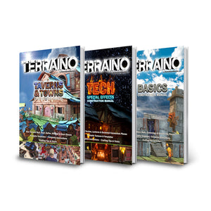 Terraino Manuals Complete Gift Bundle