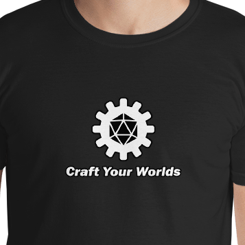 Craft Your Worlds - Black Imprint