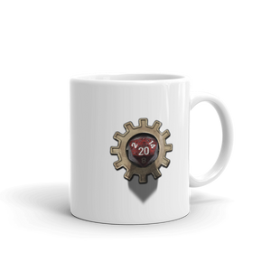 Craft Your Worlds Mug - Retro