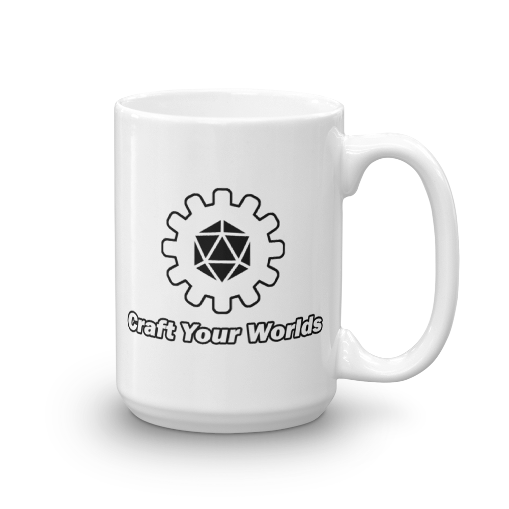 Craft Your Worlds Mug