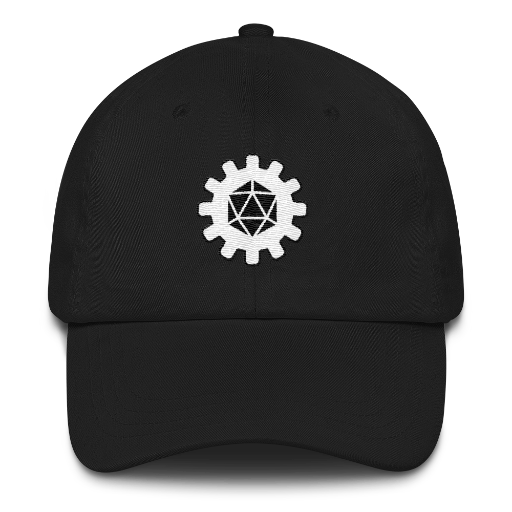 Craft Your Worlds - Adjustable Cap